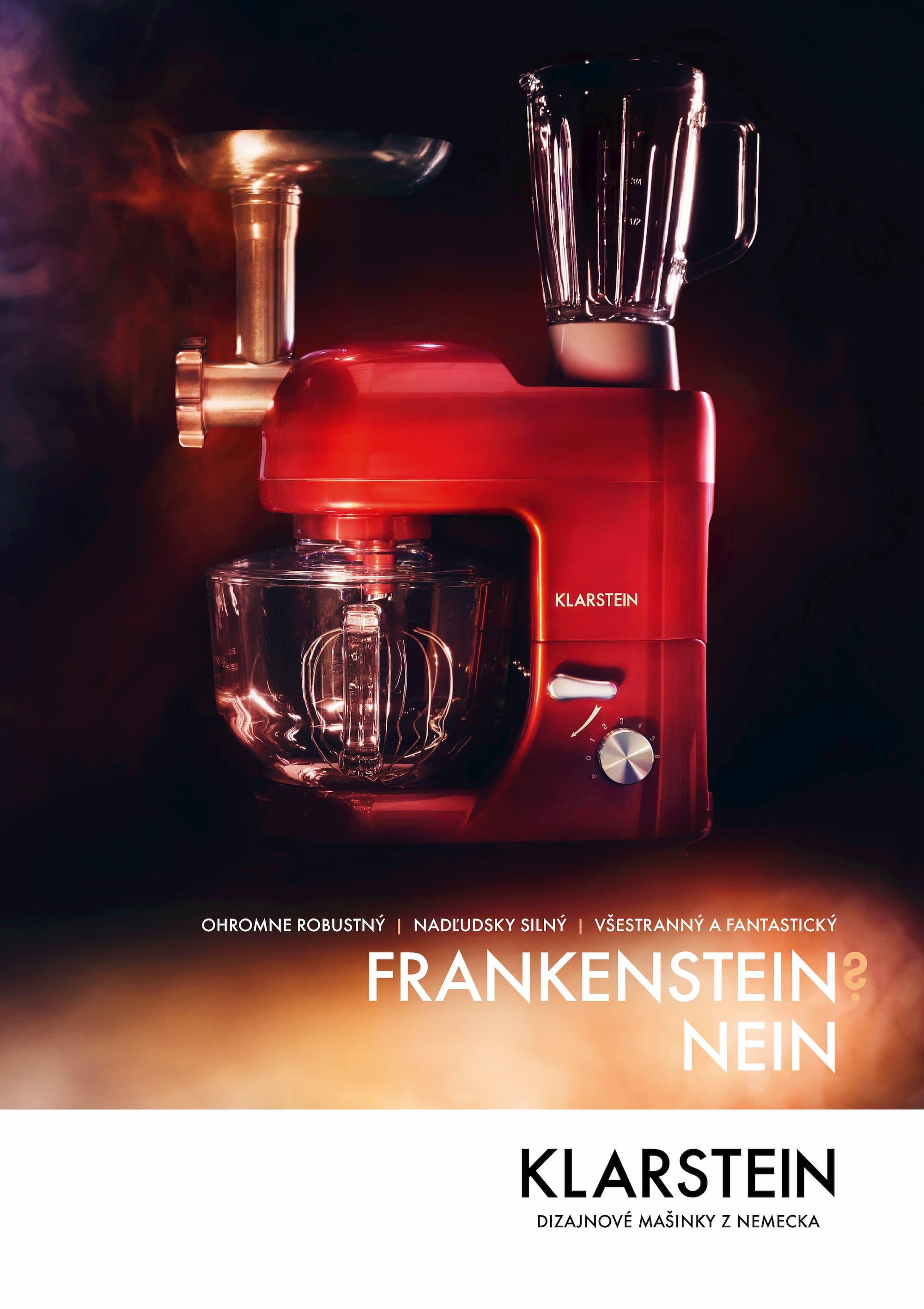 čosi pre klarstein – poster červený