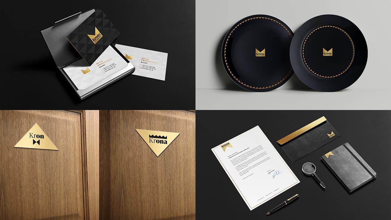 branding pre krone